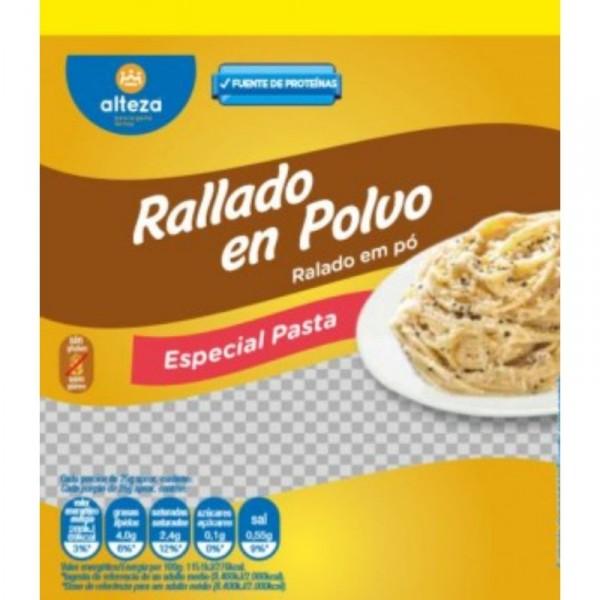 QUESO ALTEZA RALLADO POLVO 100 GRS