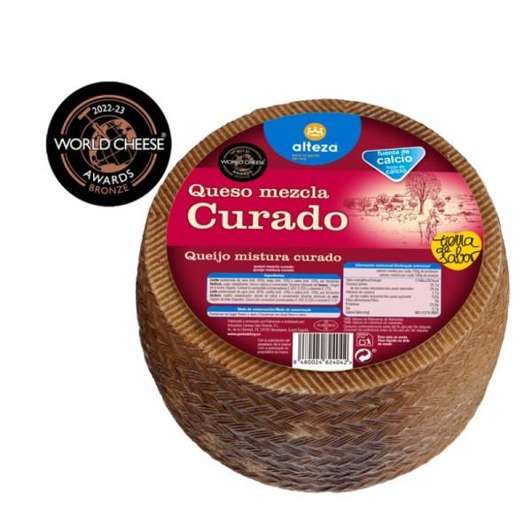 QUESO ALTEZA CURADO, KILO