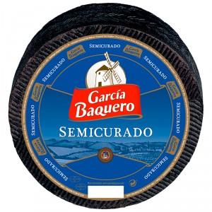 QUESO SEMICURADO MEZCLA GARCIA BAQUERO, KILO