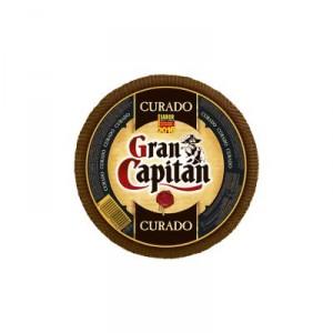 QUESO CURADO MEZCLA GRAN CAPITAN, KILO