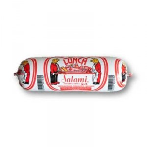 MORTADELA LUNCH SALAMI 400 GRS