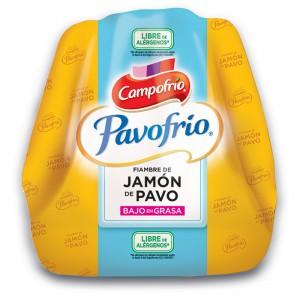 JAMON PAVOFRIO CAMPOFRIO, KILO