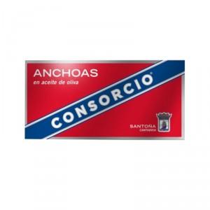 ANCHOA CONSORCIO ACEITE OLIVA RR-50 29 GR. P.E.