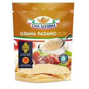 QUESO CASA AZZURRA GRANA PADANO RALLADO 100 GRS