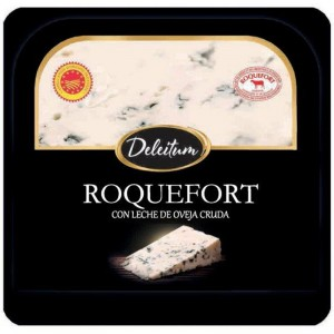 QUESO DELEITUM ROQUEFORT IGP 100 GRS