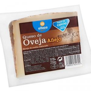 QUESO ALTEZA OVEJA AÑEJO CUÑA 250 GRS