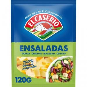 QUESO EL CASERIO ENDALADAS TACOS 130 GRS