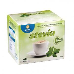 STEVIA ALTEZA 60 SOBRES X 1 GR.