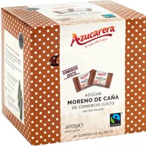 AZUCAR A.E.MORENO ESTUCHE 50 SOBRES X 8 GRS