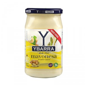 MAYONESA YBARRA 400 ML.