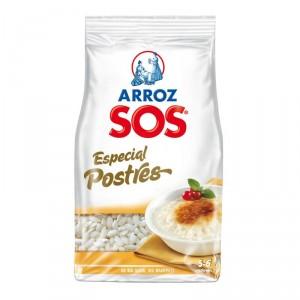 ARROZ SOS ESPECIAL POSTRES 500 GRS
