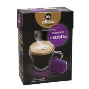 CAFE ALTEZA ESPRESSO RISTRETTO 10 CAPS X 5 GRS