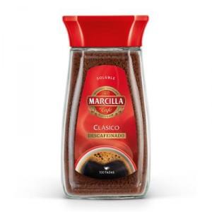 CAFE MARCILLA SOLUBLE CLASICO DESCAFEINADO 200 GRS