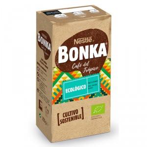 CAFE BONKA  TOSTADO MOLIDO ECOLOGICO 250 GRS
