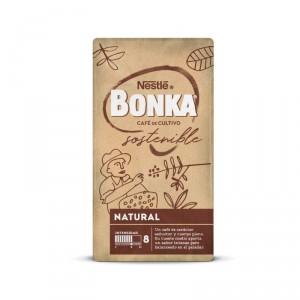 CAFE BONKA MOLIDO NATURAL 250 GRS