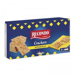 CRACKERS RECONDO INTEGRAL 250 GRS