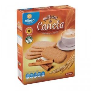 GALLETA ALTEZA CANELA 500 GRS