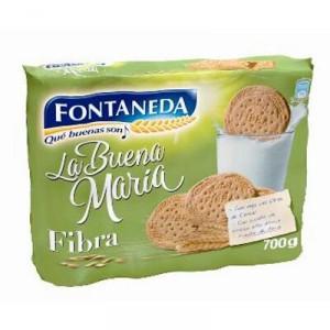 GALLETA FONTANEDA MARIA INTEGRAL SOJA 700 GRS