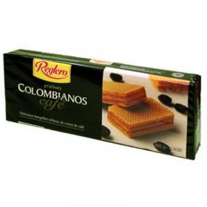 GALLETA COLOMBIANOS CAFE REGLERO 260 GRS