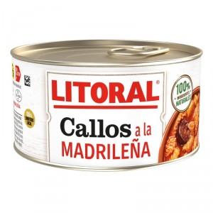 CALLOS LITORAL A LA MADRILEÑA 380 GR.