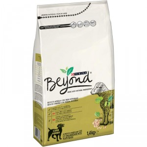 ALIMENTO BEYOND NATURAL SIMPLY 9 MINERALES CORDERO P.S.1,4KG