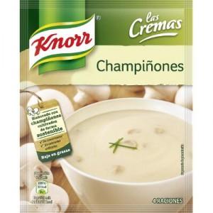 CREMA KNORR CHAMPIÑONES 76 GRS