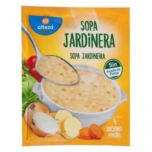 SOPA ALTEZA JARDINERA 80 GRS
