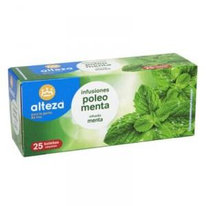 INFUSION ALTEZA MENTA/POLEO 25 UNDS