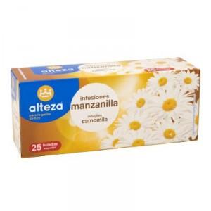 INFUSION ALTEZA MANZANILLA 25 FILTROS