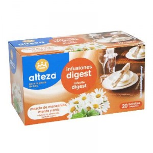 INFUSION ALTEZA DIGEST 20 UNDS