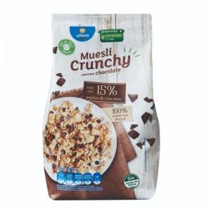 CEREALES ALTEZA MUESLI CRUJIENTE CON CHOCOLATE 500 GRS