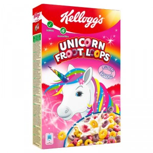 CEREALES KELLOGG'S FROOT LOOPS 375 GRS