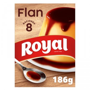 FLAN ROYAL DOBLE 186 GRS