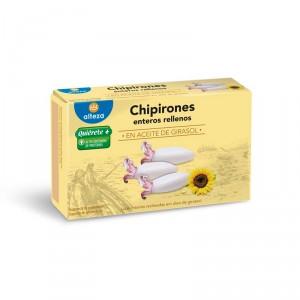 CHIPIRON ALTEZA RELLENOS ACEITE GIRASOL OL120 72 GR.P.E