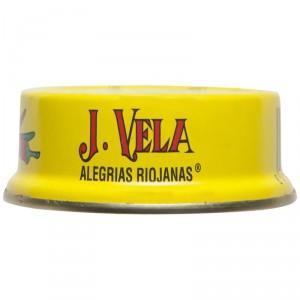 ALEGRIAS RIOJANA J.VELA LATA 1/8 80 GR., 60 GR. P.E.