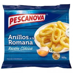 ANILLOS A LA ROMANA PESCANOVA 400 GRS