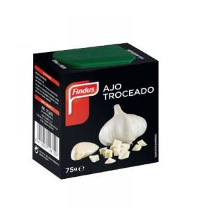 AJO TROCEADO FINDUS 75 GRS