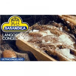 LANGOSTINO BARANDICA 30/40 800 GRS