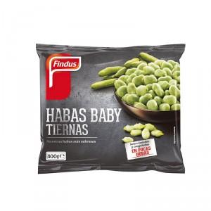 HABAS BABY FINDUS TIERNAS 400 GRS