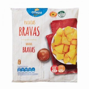PATATAS ALTEZA BRAVAS 750 GRS