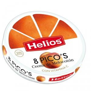 PICOS HELIOS MELOCOTON 8 UNDS 170 GRS