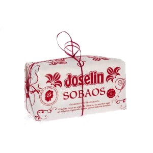 SOBAOS JOSELIN PACK 6 UNIDADES 850 GRS