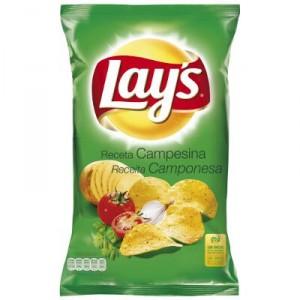 PATATAS LAY'S CAMPESINAS 160 GRS
