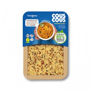COUS COUS TREVIJANO MEDITERRANEO 300 GRS