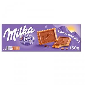 GALLETAS MILKA CHOCO-LECHE 150 GRS