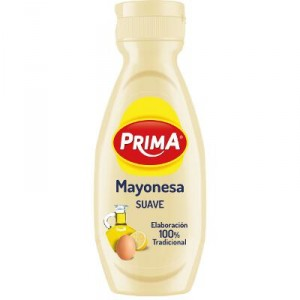 MAYONESA PRIMA 400 ML.