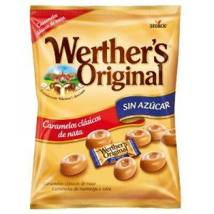 CARAMELOS WERTHER'S SIN AZUCAR 90 GRS