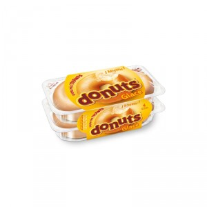 DONUTS GLACE PACK 4 UNDS X 50 GRS