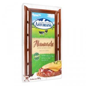 QUESO AHUMADO ASTURIANA LONCHAS 180 GRS