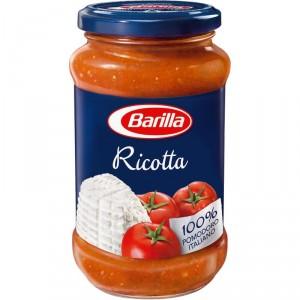 SALSA BARILLA RICOTTA 400 GRS